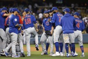 Dodgers vs Cubs