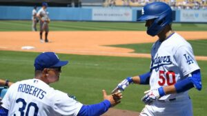 Dodgers vs Rangers