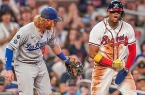Dodgers vs Braves