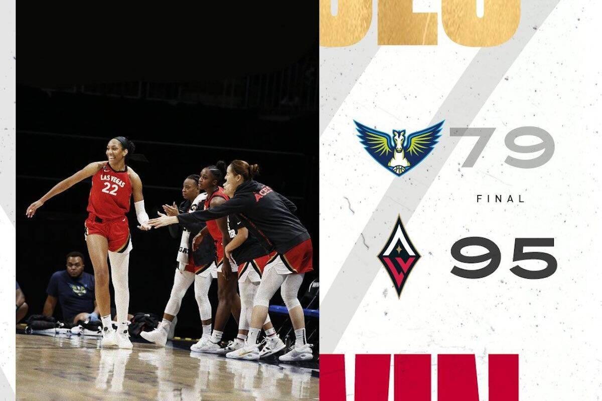 Aces vs Wings