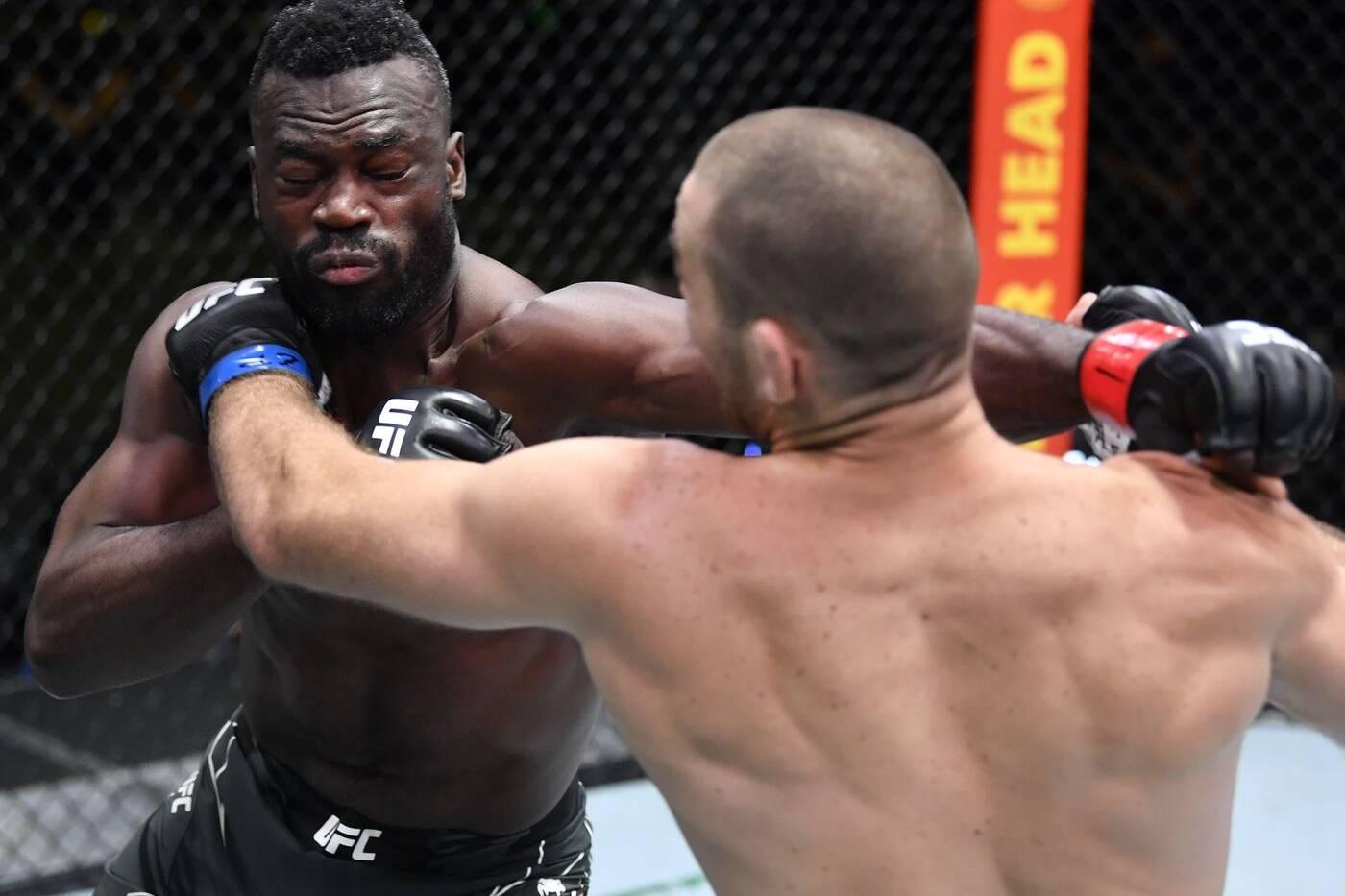 UFC On ESPN 33