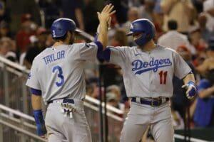 Dodgers vs Nationals