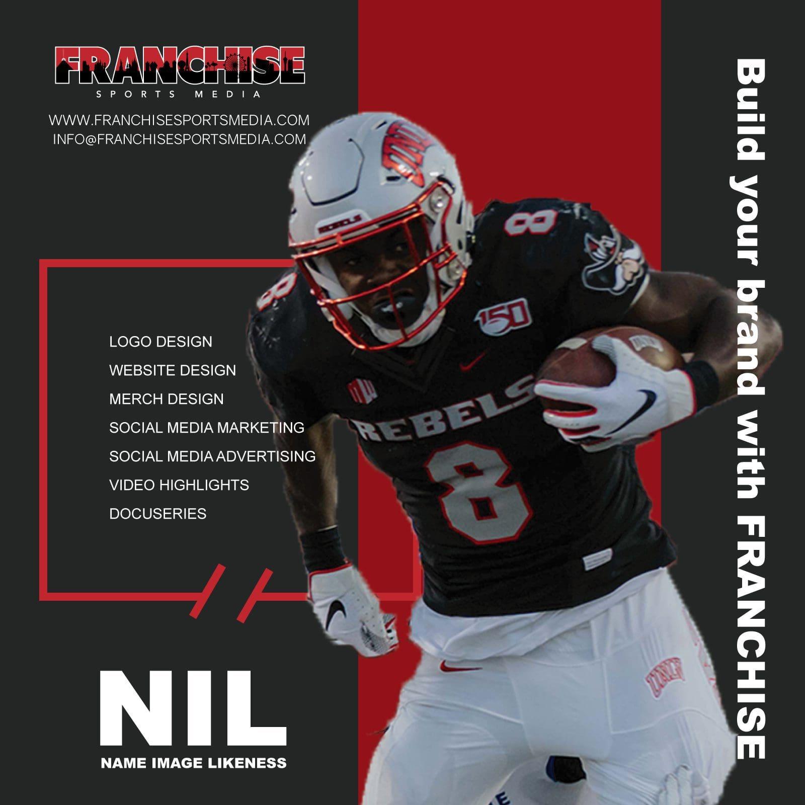 NIL - Name Image Likeness Franchise Sports Media