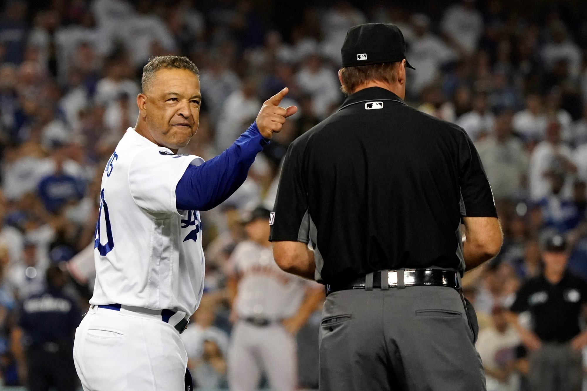 Dodgers vs Giants