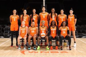 Team USA vs Team WNBA