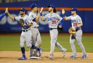 Dodgers vs Mets