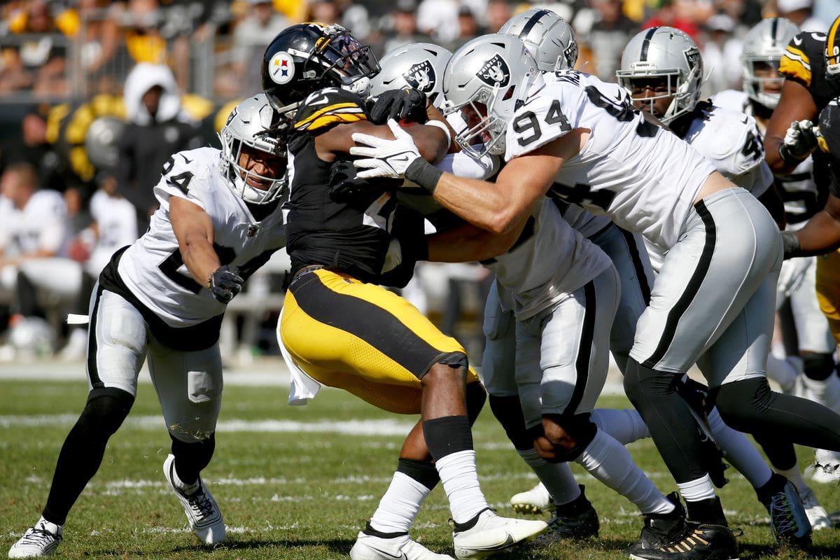 Raiders vs Steelers