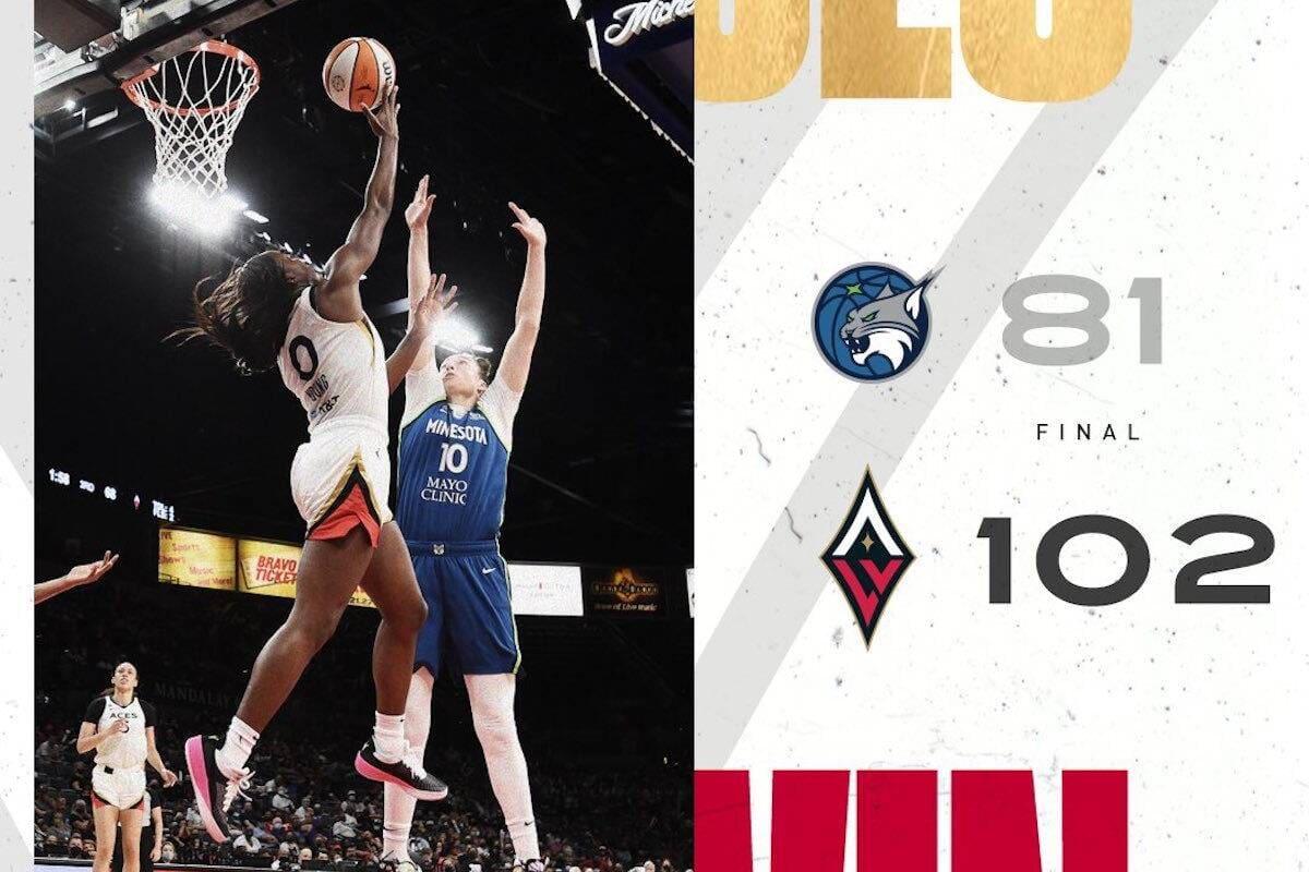 Aces vs Lynx