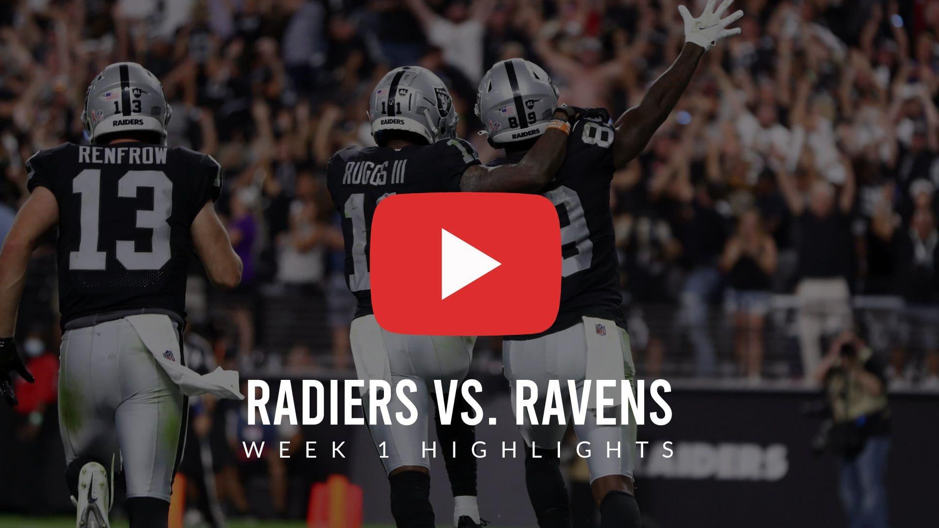 RAIDERS-RAVENS