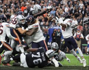 Raiders vs Bears