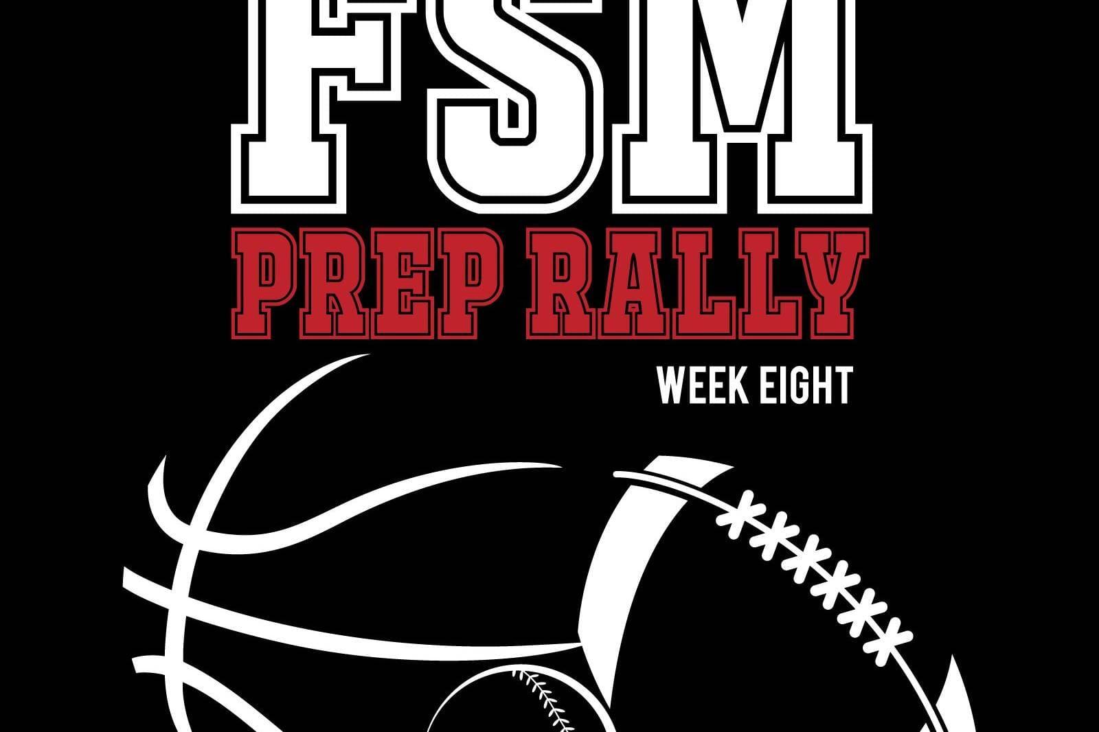 FSM Prep Rally - Las Vegas High School Football