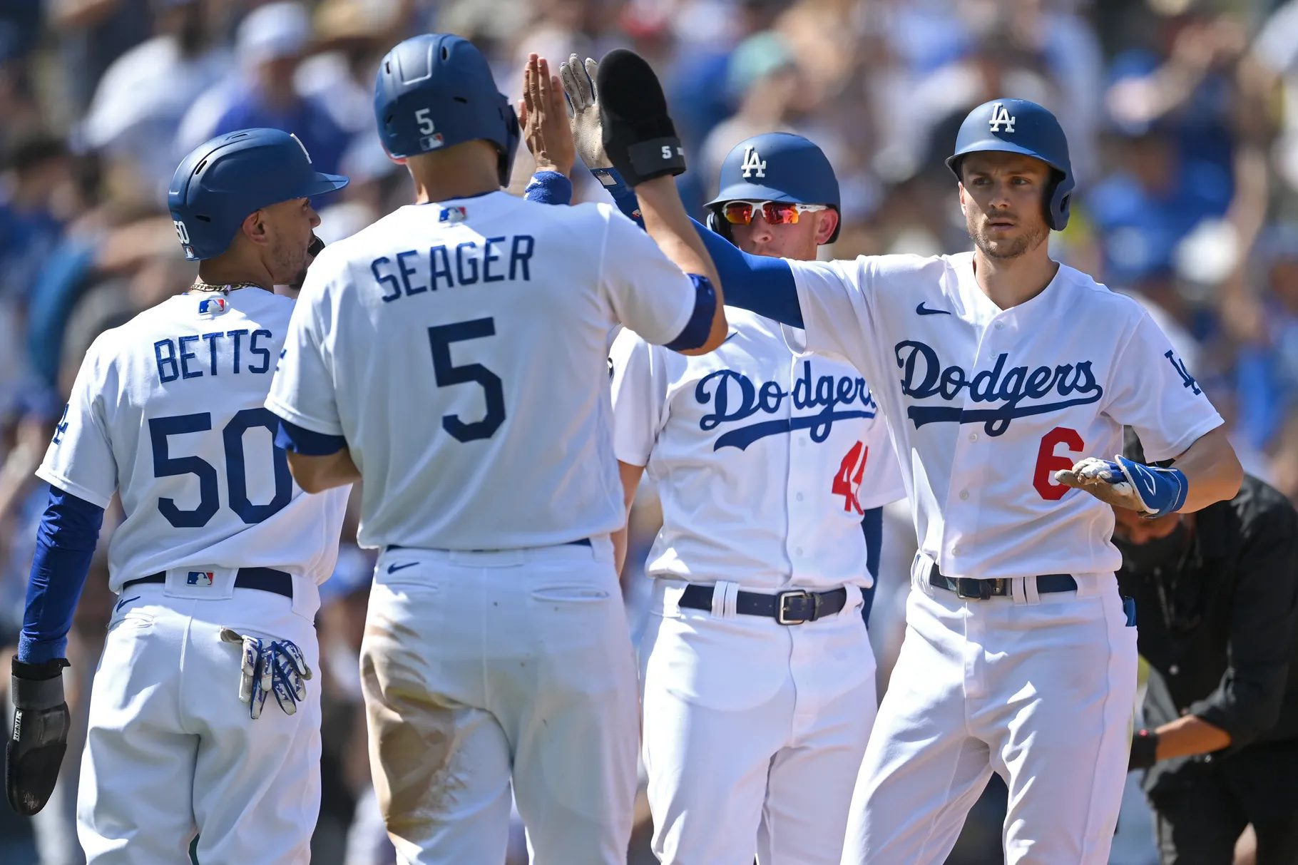 Dodgers vs Brewers